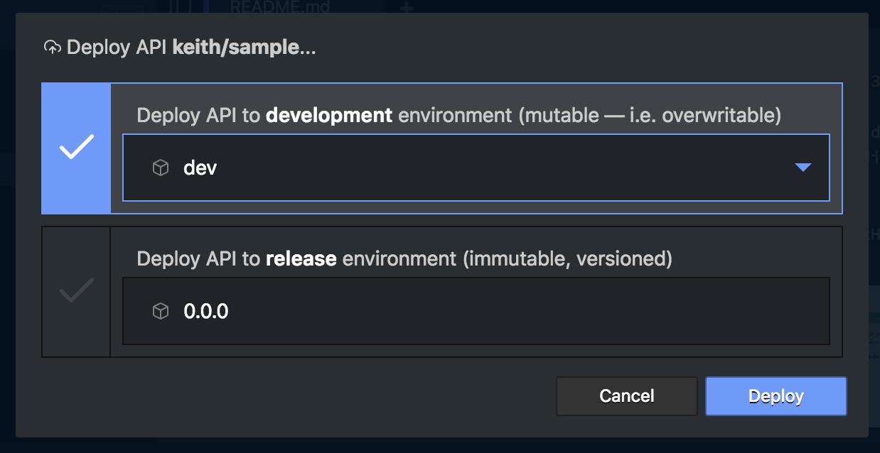 Code Deploy Prompt